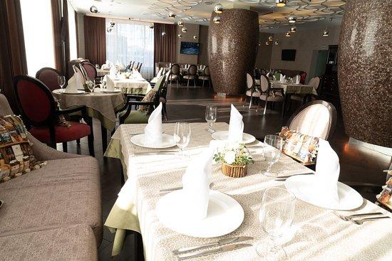 Pir: Основной зал ресторана