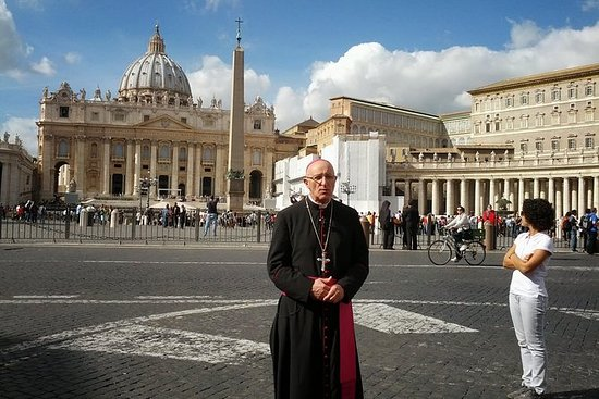 Tour del Vaticano (Early morning - VIP)
