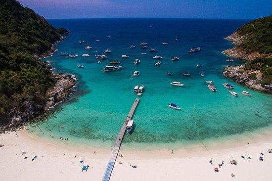The Best Phuket 4 Islands Snorkeling...