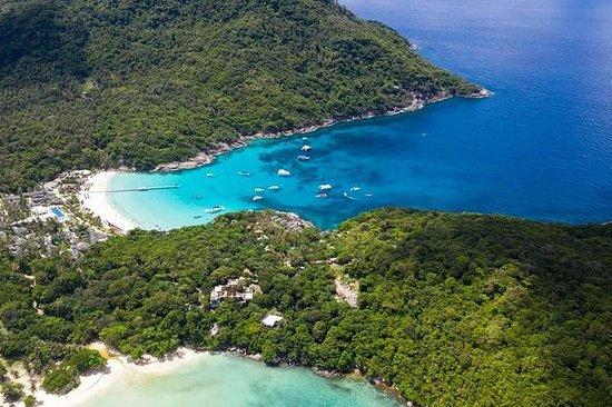 Racha, Coral, Maiton and Khai Island...