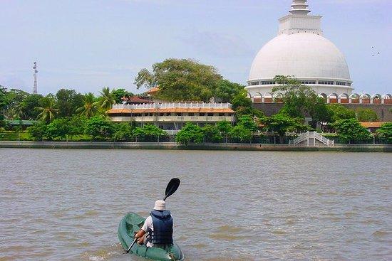 The mystical passage through Black River on a canoe – Rathnapura