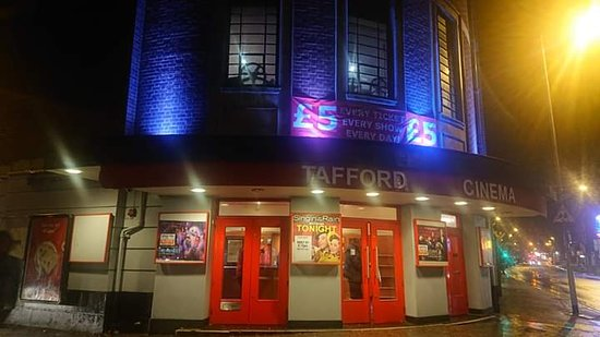 ‪The Stafford Cinema‬