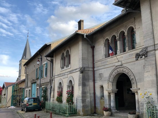 Vigneulles-les-Hattonchatel, Франция: 300 Meters from the Hotel