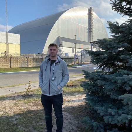 תמונה מFull-Day Private Tour to Chernobyl and Pripyat Town from Kyiv