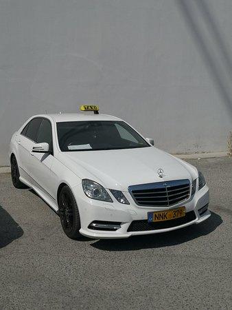 Taxi Dias Cyprus