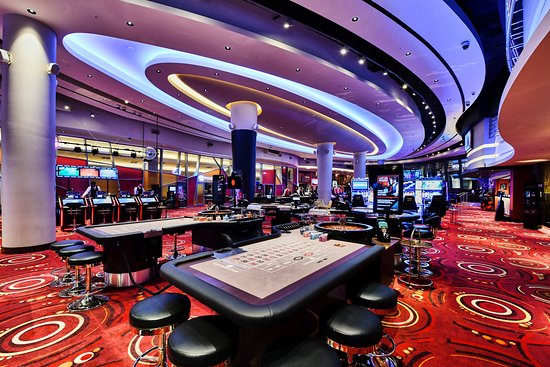 Racino Gaming sales analysis A length of Adjustment