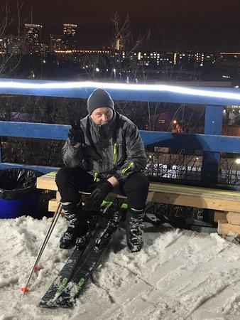 Ski Slope Sevastopol Avenue