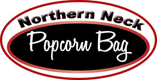 Northern Neck Popcorn Bag Logo