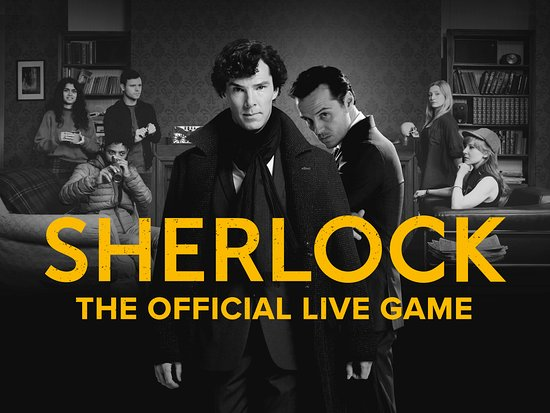 ‪Sherlock: The Official Live Game‬