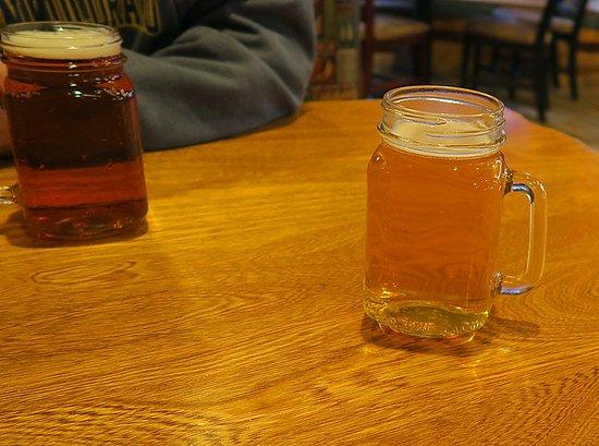 Severance, CO: G5 beers in a mug