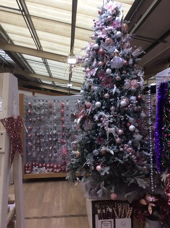 One Of Many Themed Trees To Give You Great Ideas Picture Of Tong Garden Centre Bradford Tripadvisor