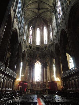 Nave looking toward altar