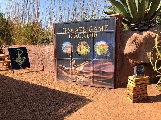 Agadir Escape Game