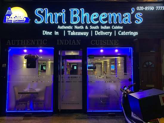 The 10 Best Indian Restaurants For Lunch In Romford