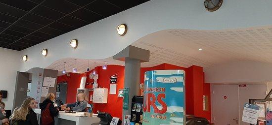 Hauteville-sur-Mer, Fransa: Cinéma de la Plage