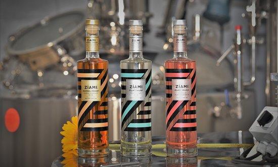ZIAMI Distillery