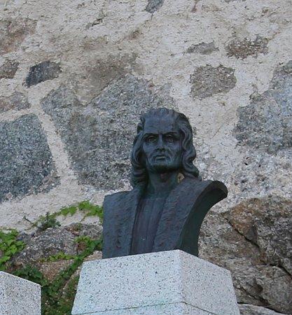 Le buste de Christophe Colomb