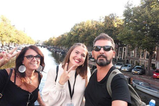 Amsterdam in italiano