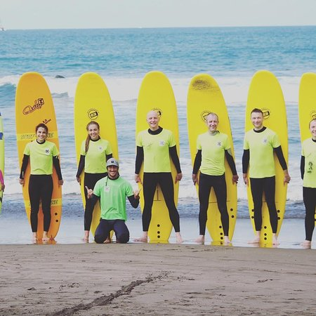 Surf school sb