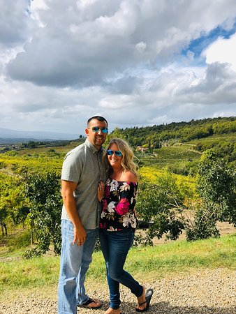 Beautiful tour of Chianti Wine Country