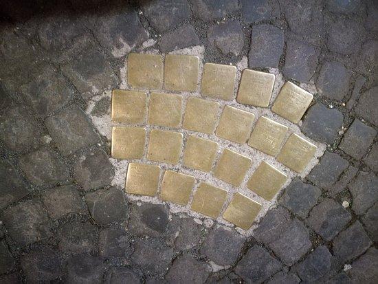 Pietre d'Inciampo - Stolpersteine