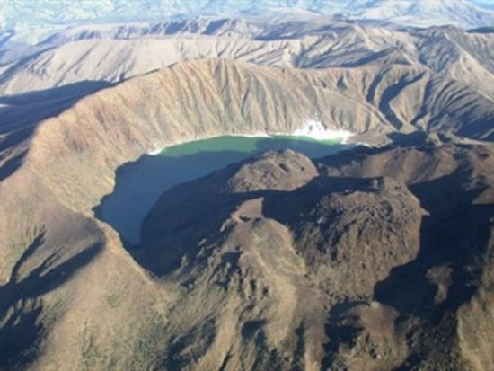 Laguna Verde, es una maravilla ubicada entre las cordilleras de los Andes, Municipio de Tuquerres departamento de Nariño País de  Colombia, es un lugar para la relajación, y la contemplación a sus alrededores alberga gran extensión de páramo.
