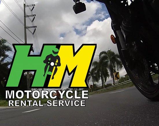 HM Motorcycles Rental Service - Johor Bahru