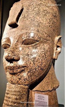 king amenhotep III luxor museum <3
