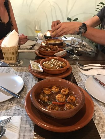 Spanish restaurant in Philippines with Slovenian owner!:)