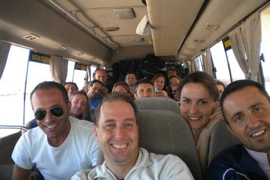 Transporte Monte Adentro - Perú