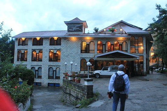 Manali, Indien: Place to stay