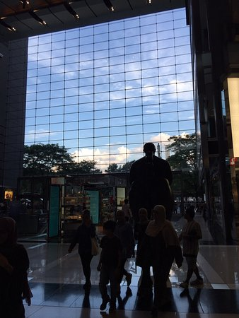 Columbus Centre and Columbus Circle