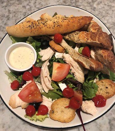 Pollo Salad Picture Of Pizza Express Telford Tripadvisor