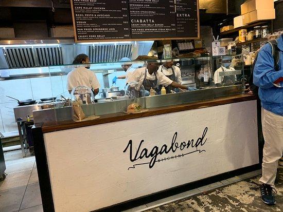 Walmer Estate, South Africa: Vagabond Kitchens