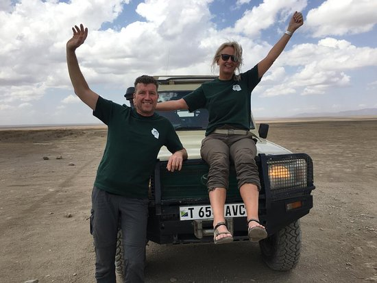Chugu Tanzania Adventure Safaris