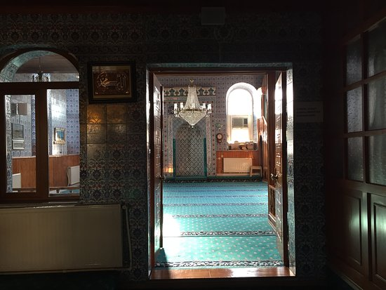 Kurkcubasi Haci Huseyin Aga Camii