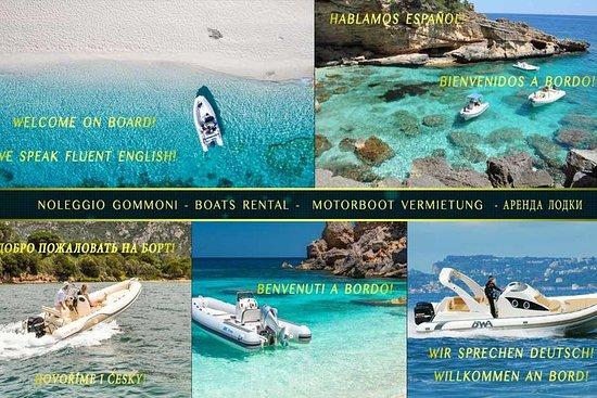Sardegna Luxury Boat Rental & Concierge Services