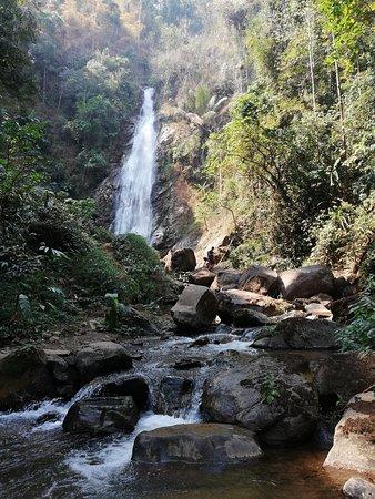 Doi Luang, Таиланд: Waterfall
