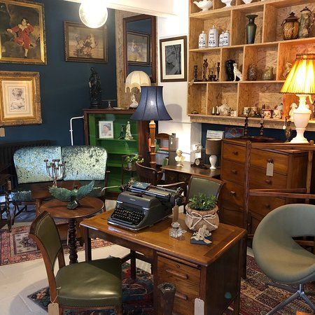 Henley in Arden, UK: Inside Henley Vintage