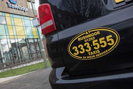 Rushmoor Taxis Ltd