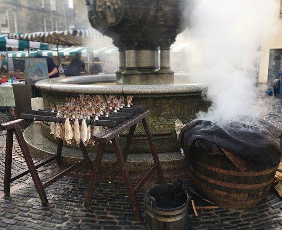 St Andrews Street Market