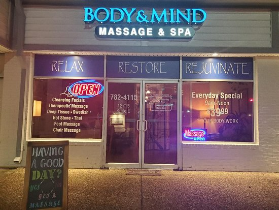 Body And Mind Massage Spa