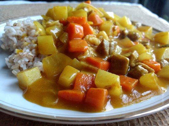 Ca-rae bob(Korean curry)