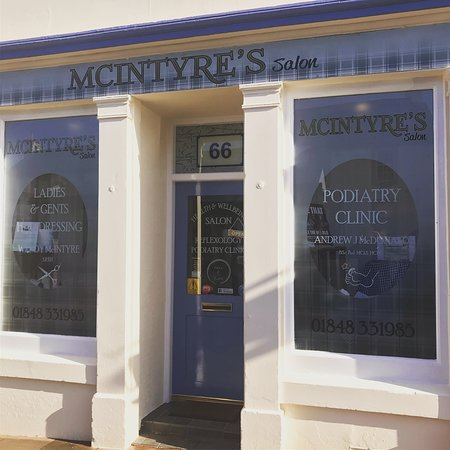 McIntyre's Health and Being Salon