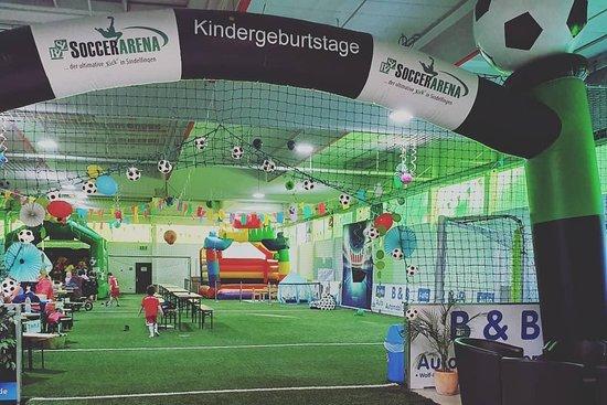 Soccer Arena Sindelfingen