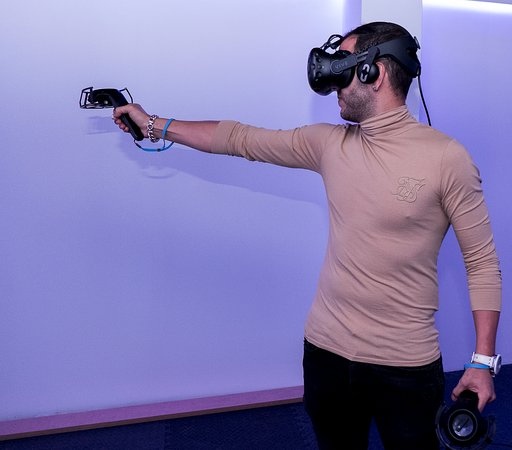Oasis VR Experience