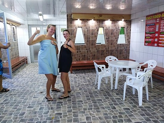 Paradise Sauna Puno