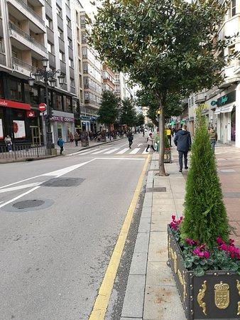 Calle Uria صورة