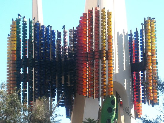 Triforium Sculpture