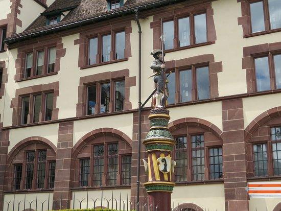 Sevogel Brunnen